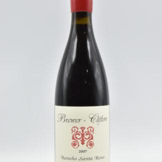 2007 Brewer Clifton Pinot Noir Rancho Santa Rosa - 750 mL