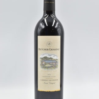 2005 Dutcher Crossing Cabernet Sauvignon Nevins Vineyard - 750 mL
