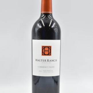 2005 Halter Ranch Vineyard Cabernet Franc - 750 mL