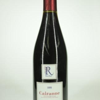 1999 Dominique Rocher Cotes Rhone Villages Cairanne Monsieur Paul - 750 mL