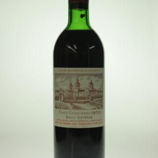 1970 Cos d'Estournel (VTS)  - 750 ml