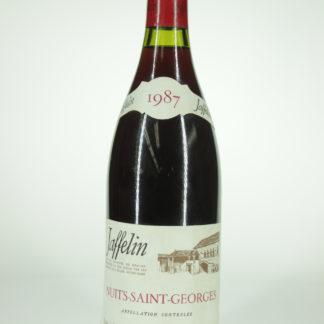 1987 Jaffelin Nuits Saint Georges - 750 ml