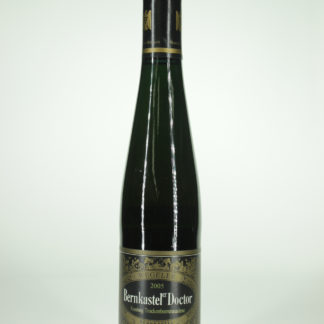 2005 Geheimrat Wegeler Bernkasteler Doctor Riesling Trockenbeerenauslese - 375 mL