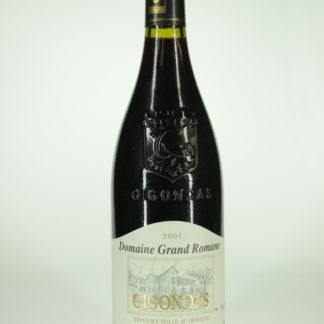 2001 Grand Romane Gigondas - 750 mL