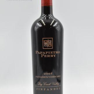 2007 Papapietro Perry Zinfandel Pauline's - 750 mL