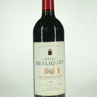 1998 Berliquet - 750 mL