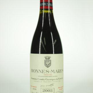 2003 Comte Vogue Bonnes Mares - 750 mL