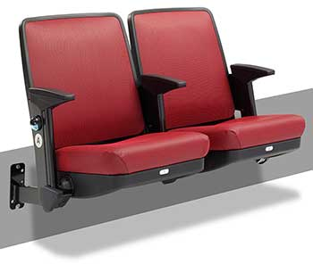 90.12.00.4 Citation arena seating