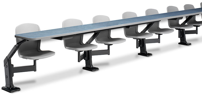 Table Tops For Solo Lecture Room Seminar Tables