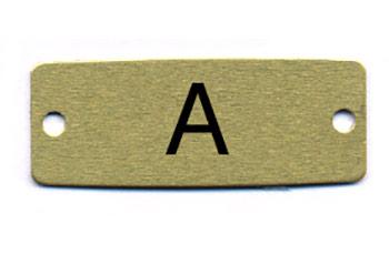 CR70030 Bronze Plates