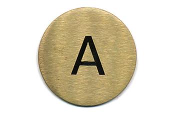 LP10 & LP11 Brass Plates