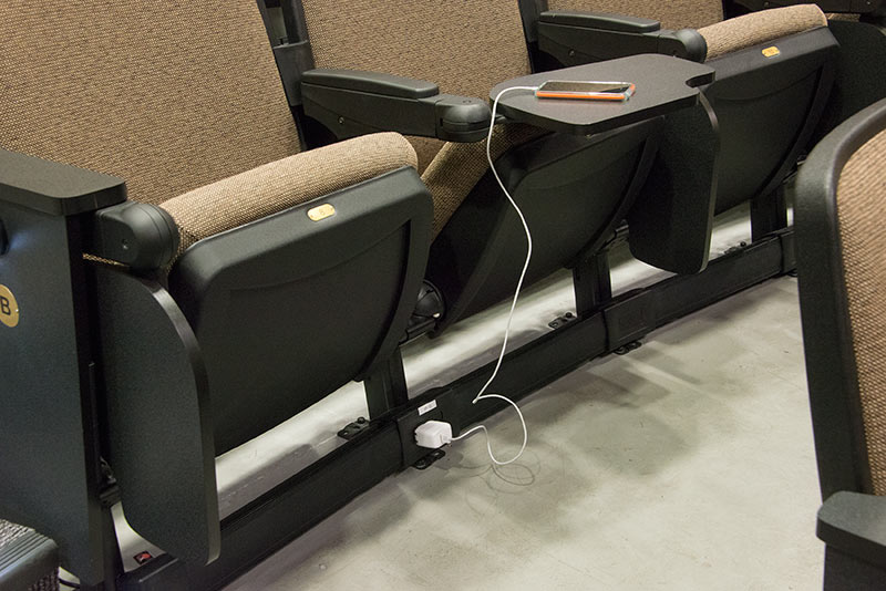 E-Link for Auditorium Seating