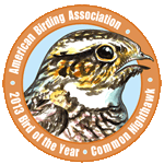 ABA 2013 Bird of the Year Badge