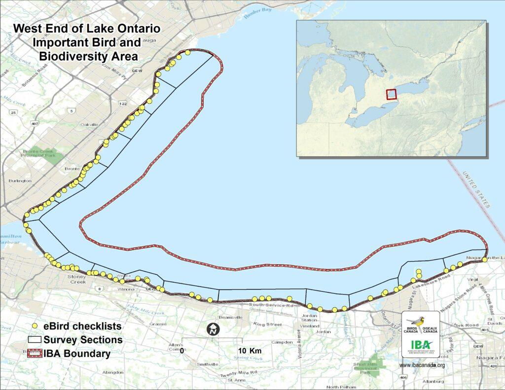 West End of Lake Ontario IBA