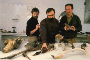 HBW Editors in 1992