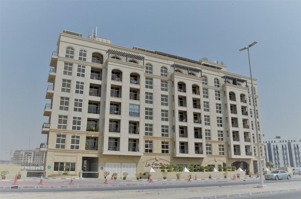 La Fontana Apartments