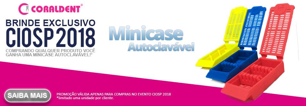 Minicase Autoclavável