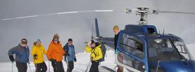 Ski helicopter