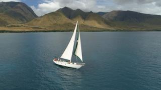 Luxury Sailing Yacht