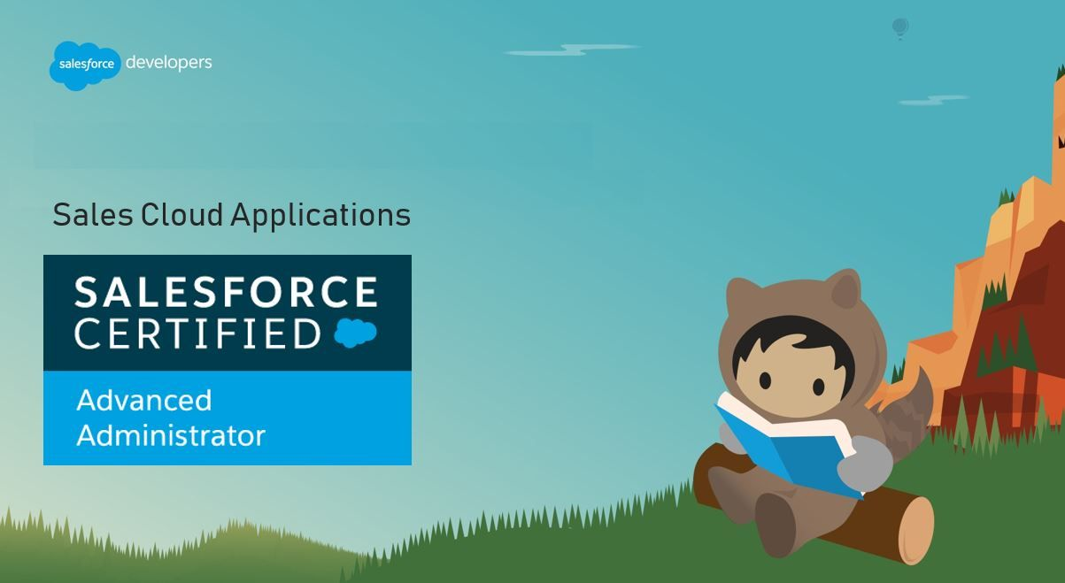 Salesforce Advanced Adminstrator Exam Preparation: Sales Cloud Applications