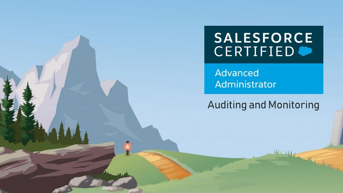 Salesforce Advanced Adminstrator Exam Preparation: Auditing and Monitoring