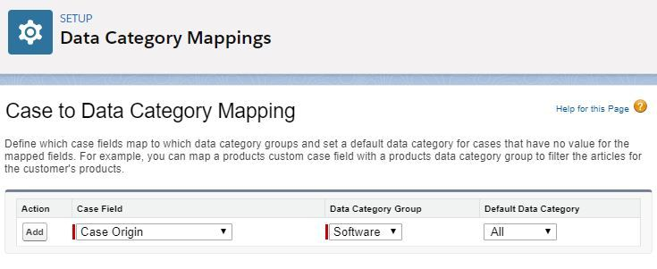 data-category-mappings