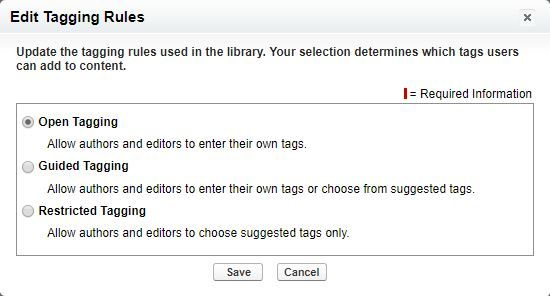 libraries-tagging-rules