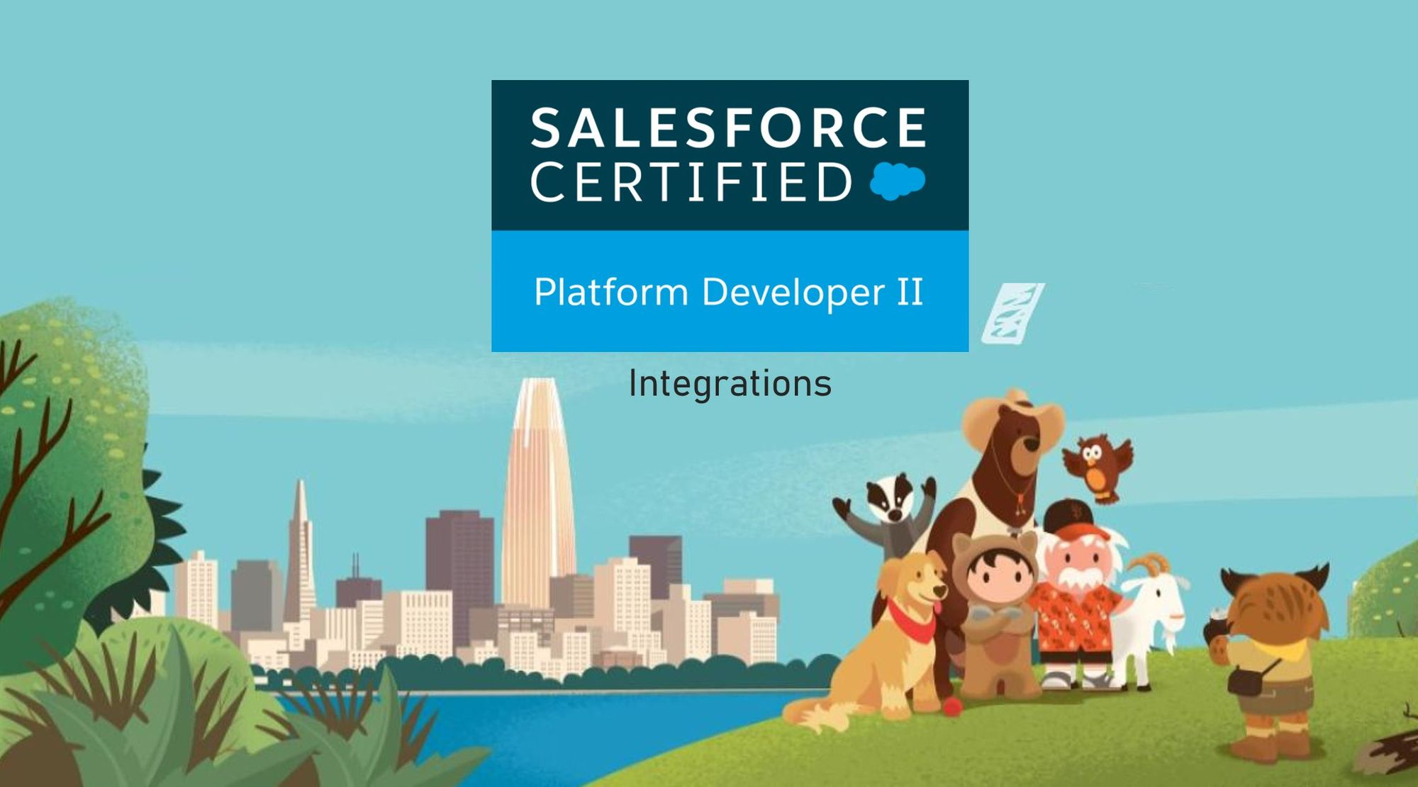 Salesforce Platform Dev II Exam Preparation: Integration