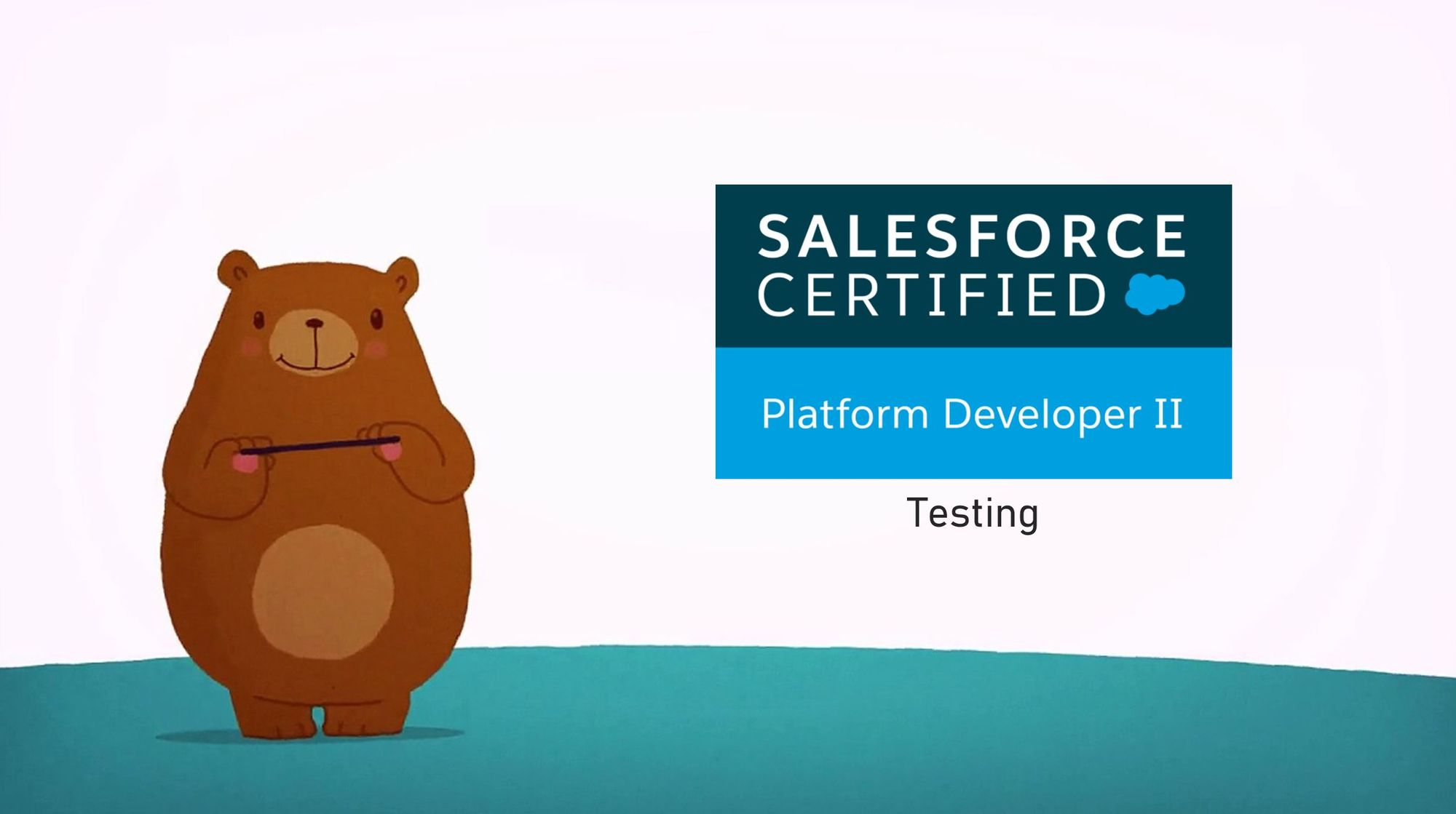 Salesforce Platform Dev II Exam Preparation: Testing