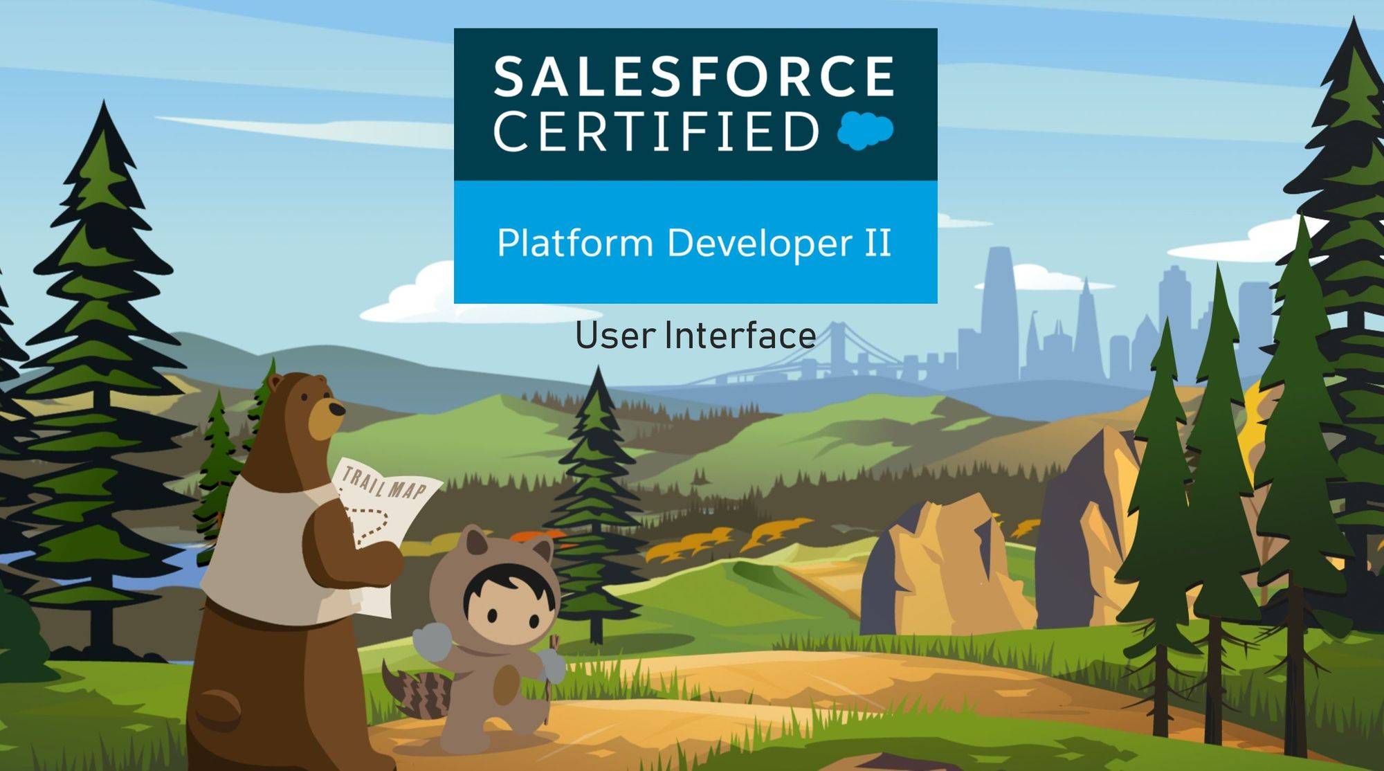 Salesforce Platform Dev II Exam Preparation: User Interface