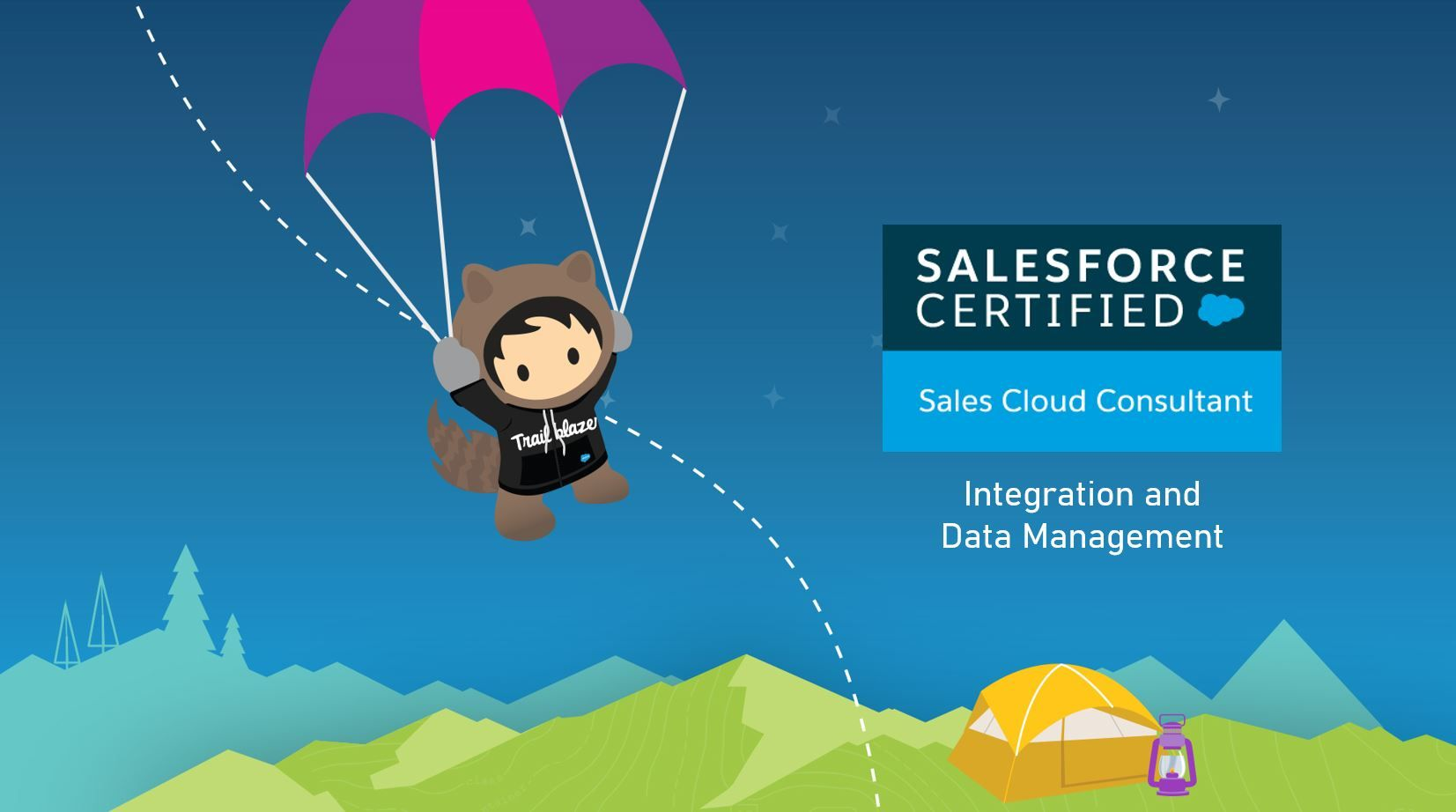 Salesforce Sales Cloud Consultant Exam Preparation: Integration and Data Management