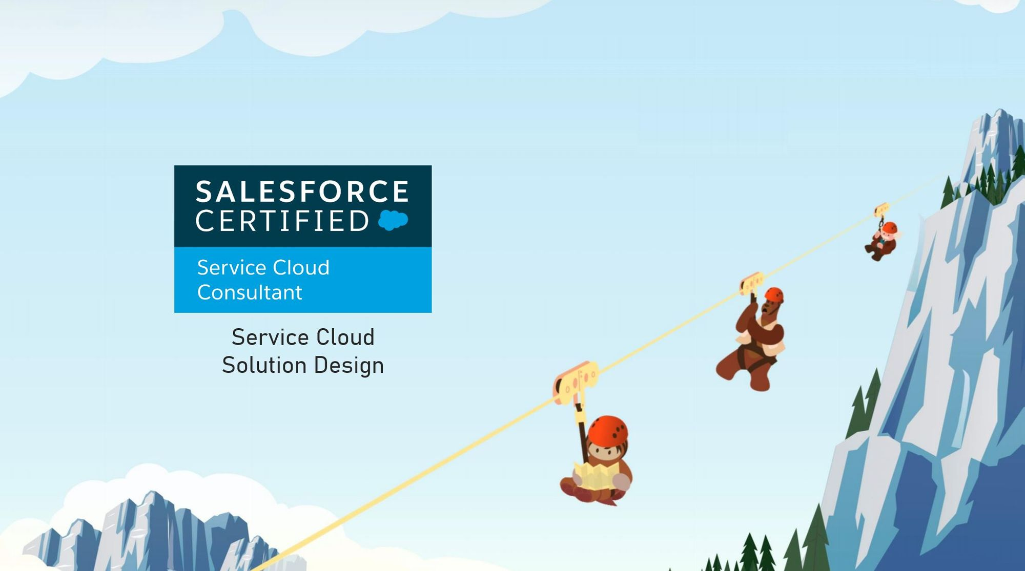 Salesforce Service Cloud Consultant Exam Preparation: Service Cloud Solution Design