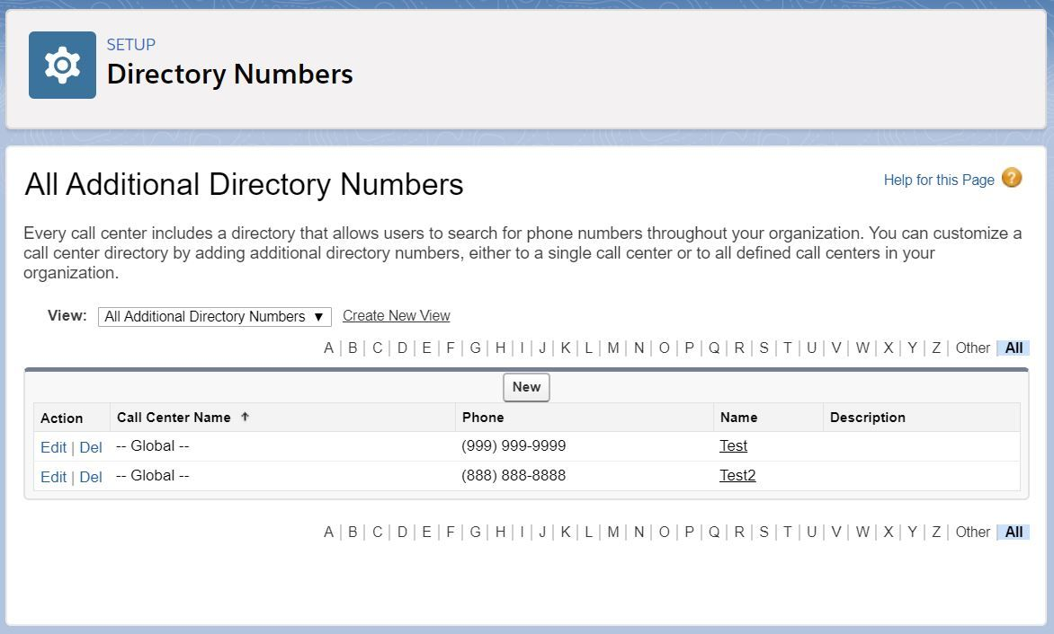 directory-numbers