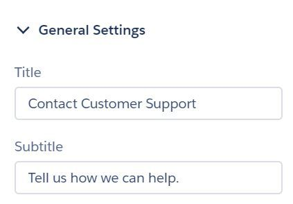 component-contact-support-form-general-settings
