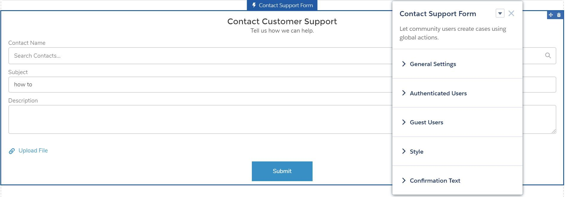 component-contact-support-form