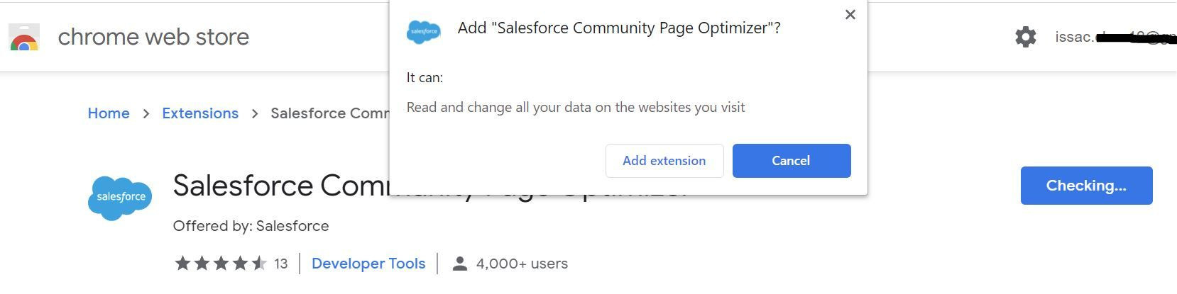 salesforce-community-page-optimizer-extension
