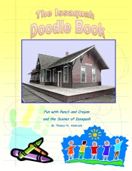Issaquah's Doodle Book Image
