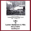 Index to Lumber Companies & Mills of King County Image
