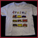Train T-Shirt Image