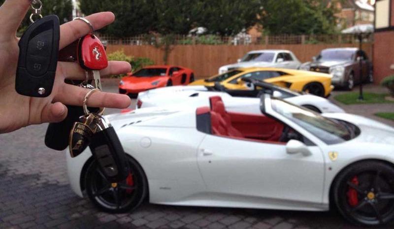 Rich Kid Of Instagram Loses 850 000 Worth Of Luxury Cars