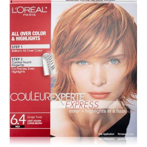Couleur Experte Light Golden Copper Brown Ginger Twist Ebay