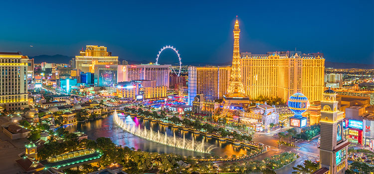 Las Vegas vacation deals