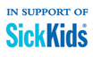In support of Sick Kids