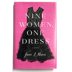 Autographed Copy of Nine Women, One Dress