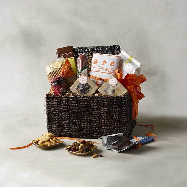 Sweet and Savory Gift Basket from Citarella