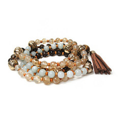 Mala Bead Necklace/Bracelet