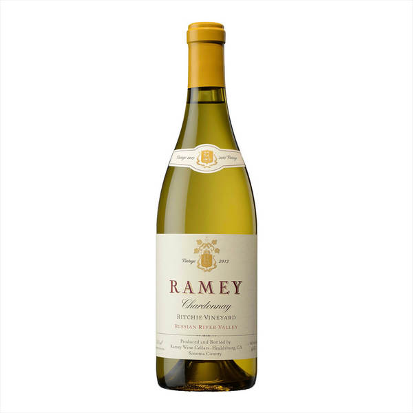 Ramey Cellars Ritchie Vineyard Chardonnay 2013