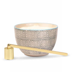 Paddywax Sea Salt & Sage Candle and Snuffer Set