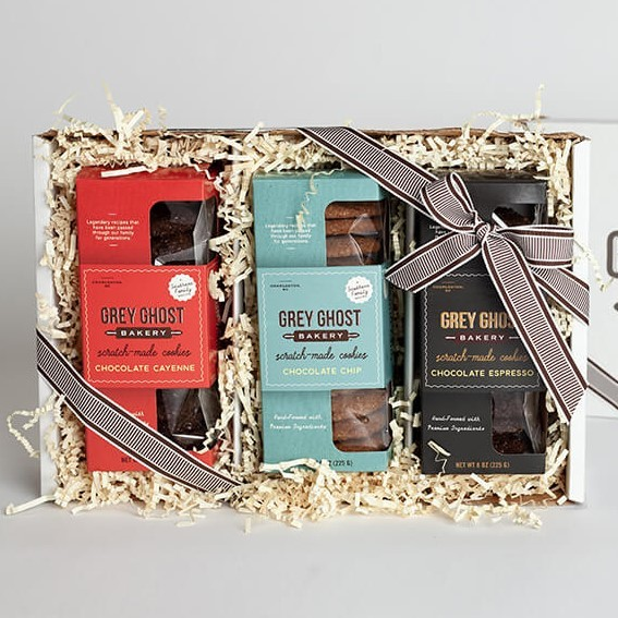 Chocolate Lover's Cookie Box