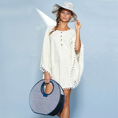 The Surf Souleil Poncho
